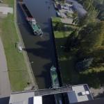 Podnośnia statków w Niederfinow