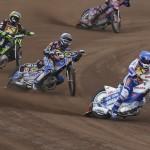Nicki Pedersen (N), Tobias Kroner (B), Antonio Lindbaeck (Ż), Mathias Schultz (C)