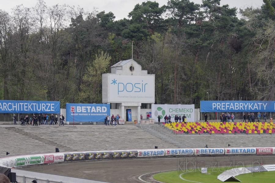Odwołany mecz w Poznaniu