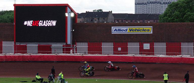 Kwalifikacje do GP Challenge w Glasgow